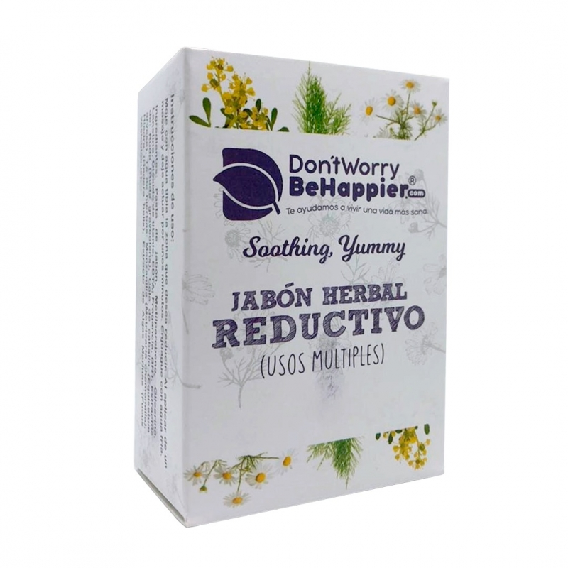 Jabón Reductor & Anticelulitis dontworrybehappier