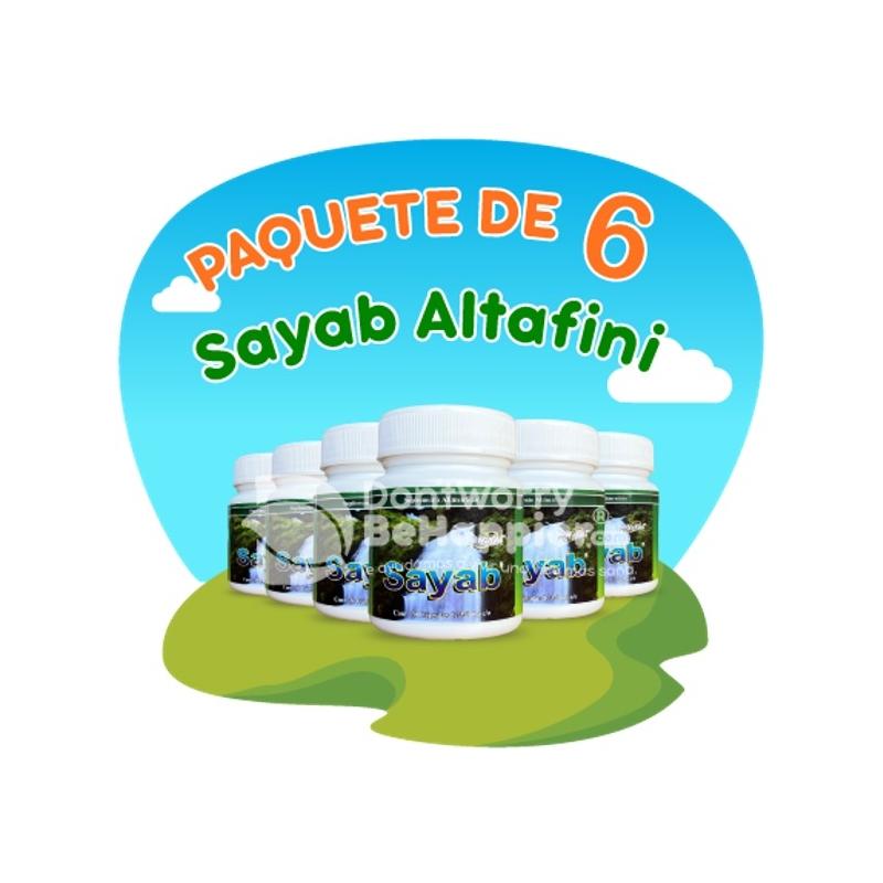 Paquete Sayab  a Precio Especial