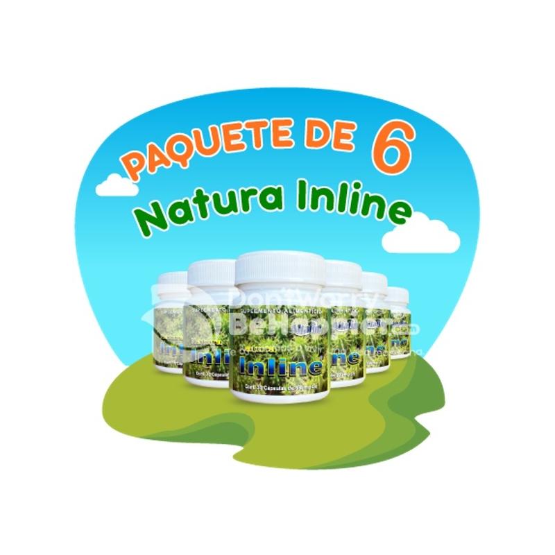 Paquete Natura Inline a Precio Especial