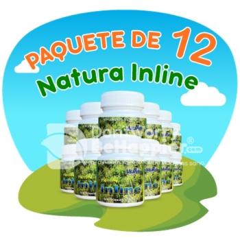 Paquete de 12 Natura Inline